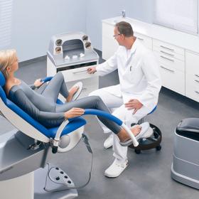 Кабинет врача гинеколога Conzentrum