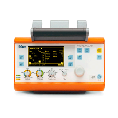 Аппараты ИВЛ Oxylog 2000