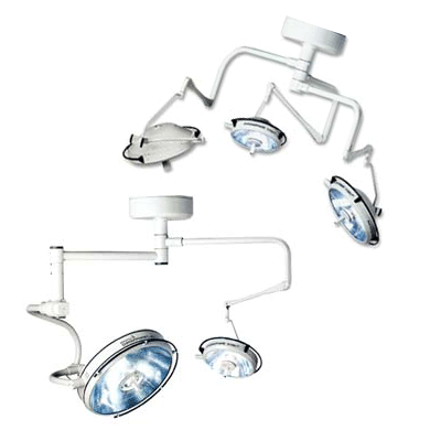 Хирургический светильник Chromophare D530 D650 D950
