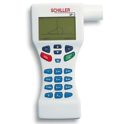 Спирометр Schiller Spirovit SP-2-1